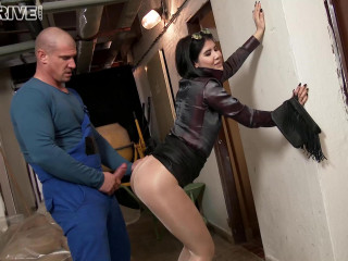 Pee On Pantyhose Nail That Pussy! High Class Meets Blue Neck corset (2017)