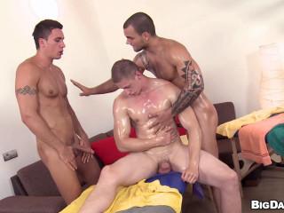 Ass-fuck Hump Orgy!