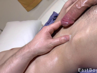 EastBoys - Andre Lucas is back - Handjob Part 2
