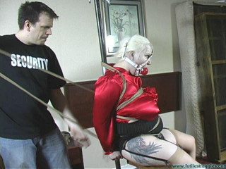 Motel Maid Perverse Temptress Caught by Security part 2