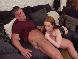 Ella Hughes - X-Rated After Work Oral