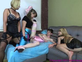 Brianna, Natalya, Chloe
