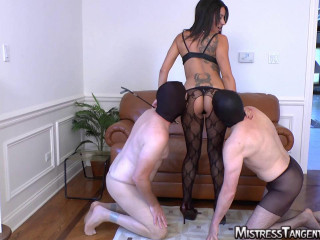 Mistress Tangent - Accident Slapping - Domination HD