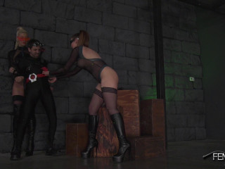 The Ballbusting