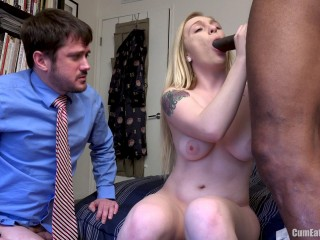 Casey Starring In Casey Ballerini Black Cock Moaning - FullHD 1080p