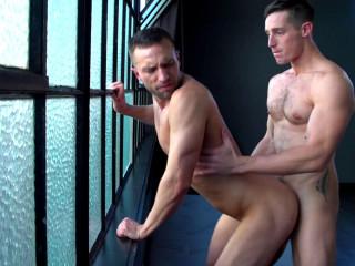 Naked Sword - Bare - Steven Lee and Colby Tucker (1080p)