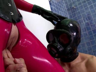 Latex In The Tub - Latex Lucy and Mugur - Full HD 1080p
