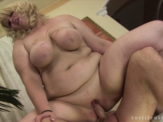 BBW Silvia gets fucked again