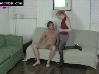 Brenna Wants to Castrate Her Slave (2013)