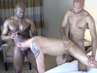 Champ, Sage And Rj Love Anal Sex