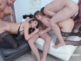 Double Addicted with Jolee Love & Nikky
