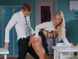 Amber Jade - Teachers Pet FullHD 1080p