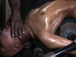 Classically trained dancer severely bent, skull fucked - HD 720p
