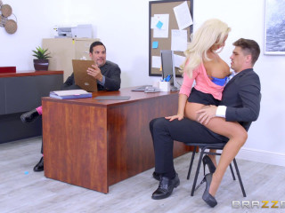 Olivia Fox, Bruce Venture - The Deal Breaker FullHD 1080p
