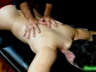 Happy Ending Massage - Wenona - Full HD 1080p