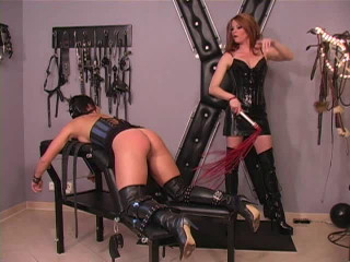 Latex Rubber - Wellness Chance - Domination HD