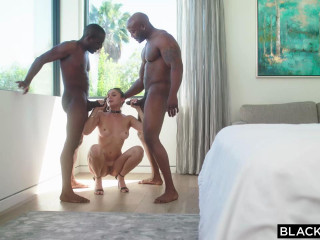 He Like twist white pussies on BBC part 321