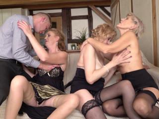 Angelica,Irenka S And Sandra G - Groupsex FullHD 1080p