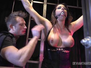 Holly Heart Raunchy Ass-fuck BDSM