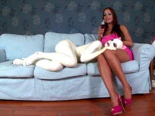 Her Life As A Pet Pt 1 - Angelica Heart & Latex Lucy