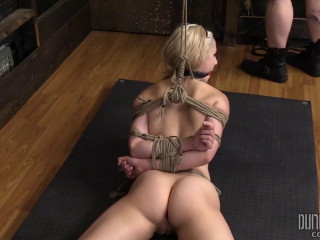Taming the Brat - Blonde Babe gets made orgasms