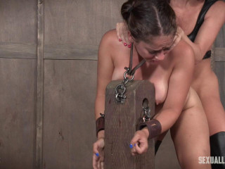 Tasty tiny Ziggy Starlet is a slimy wire on slut!