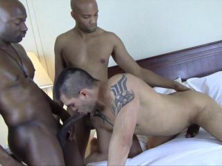 Champ, Sage And Rj Love Anal Sex