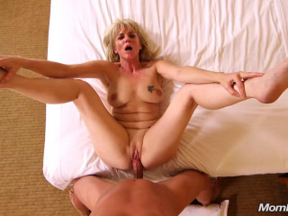 Blonde hair blue eyed porn virgin
