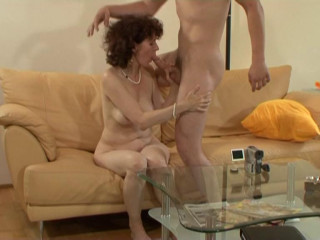 Slut and Hairy amatur mature