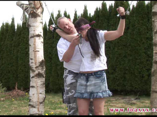 Toaxxx - tx179 Outdoor Singletail Session for Yvette