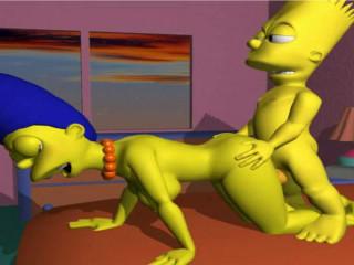 Lustful Simpsons