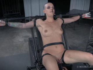 Abigail Dupree, Bonnie Day and Pockit Fanes - Franken Slave