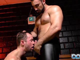 dp - Jaxton Pounds His Pup (Jaxton Wheeler & Alex Hawk)