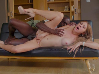 Vulgar Slut Paulina Soul Assfucked By Black Handy Man