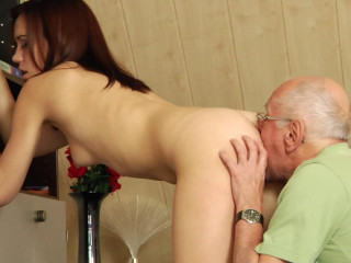 Handsome Nubile Nymph Like Romp With Older Boys Part 17