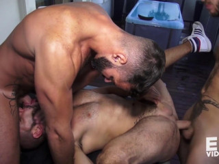 Cum Pounded