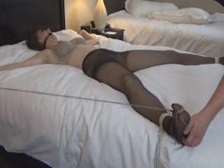 Pantyhose Tickle Torture for Terra Pt 2