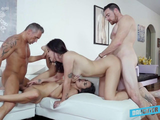 The Best Exchange Orgy Compilation