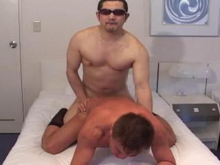 Bad-Boy Styled Macho 3 - Anal invasion Liberation - Super Sex