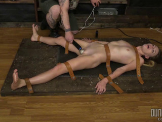 Dungeon Corp - Alex Blake - Anxious in Bondage part 4