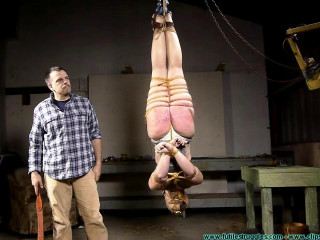 Fayth Inverted, clamped, spanked, strapped, hooded and more! - Part 3