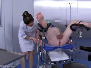 Fisting At The Clinic - Eve Dynamite - Full Movie - HD 720p