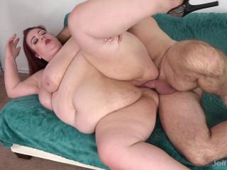 Miss Ladycakes - Chubby Butt Fuck