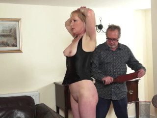Remingtonsteel - Suzanne caned by Mr Stern
