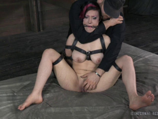 Stretched, Spanked and Stretched HD