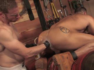 Ranch Hands, Scene 02 Billy Berlin, Erik Rhodes (2011)