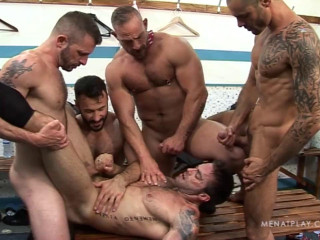 Men At Play - The Game