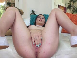 Latina Teen Veronica Valentine Is Horny And Masturbates For You