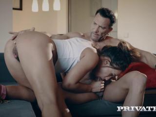 Brianna Banderas - Big ass fucked by husband (2018)