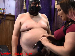 Glossy Pet Control - Rubber Sleepsack Virginity - Wrecked Climax